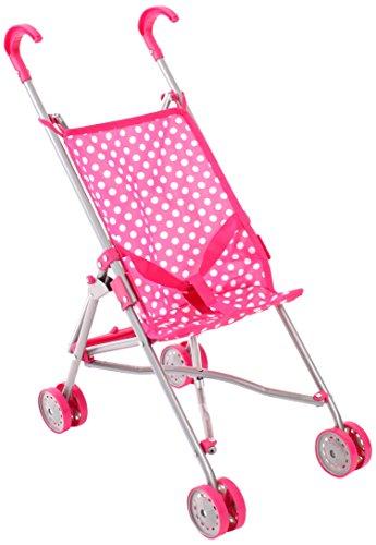 Bayer Chic 2000 600 11 Puppenwagen, pink