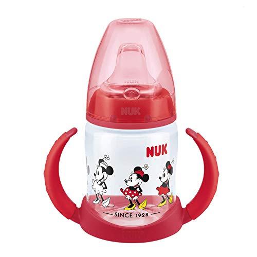 NUK Disney Minnie First Choice 150ml Learner Cup – ab 6 Monten (Sortierte Motive)