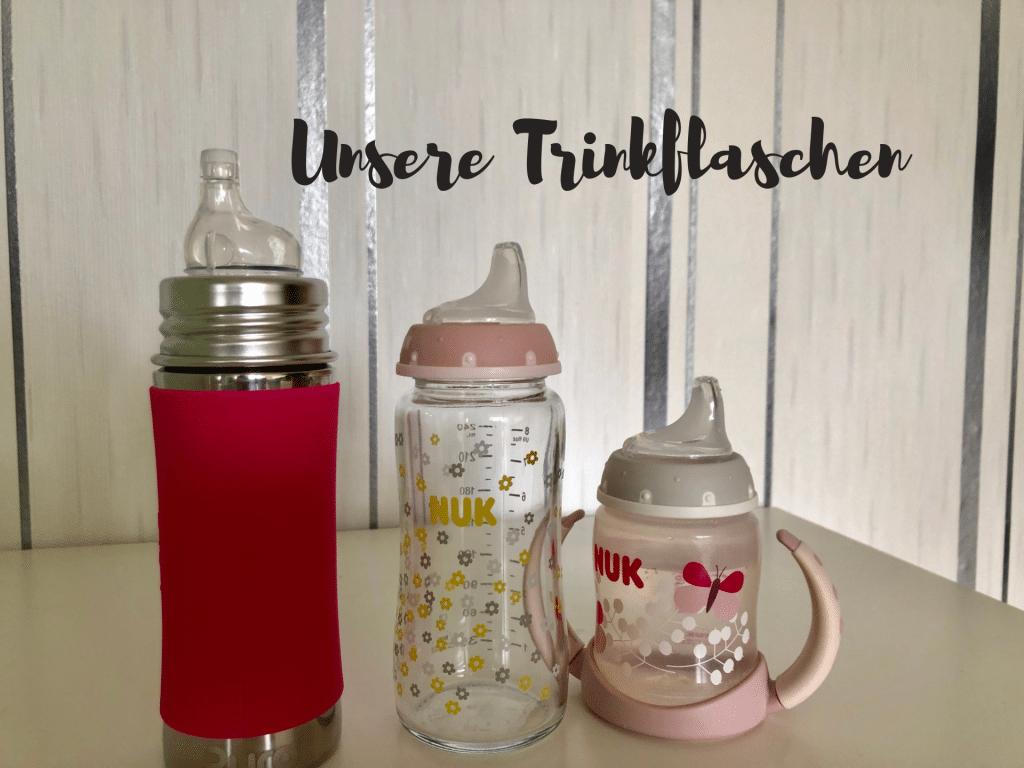 Trinkflaschen ab 6 Monate Wasser trinken Kleinkind