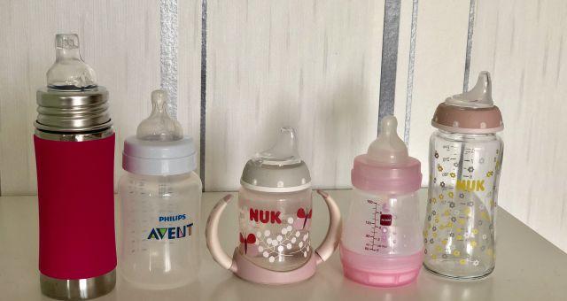 Unsere Babyflaschen Testbericht