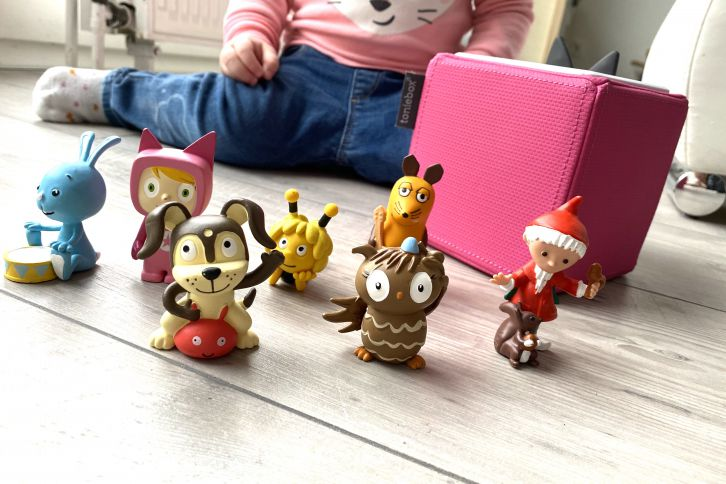 Tonie Figuren für Kleinkinder