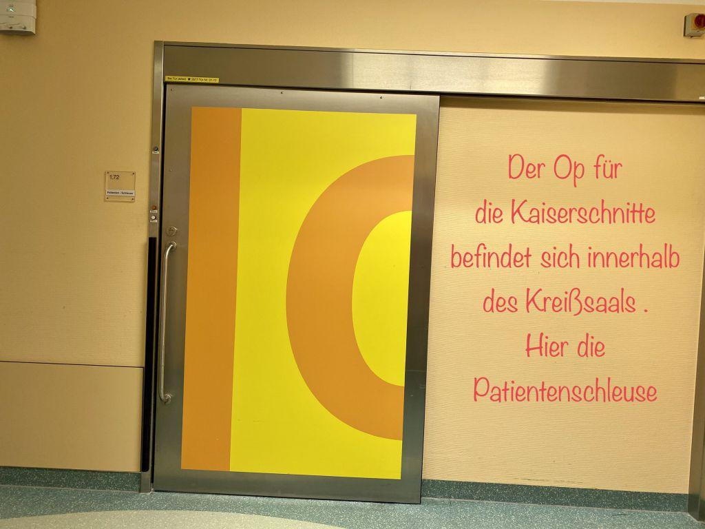 OP Kreissaal Uni Klinik Essen