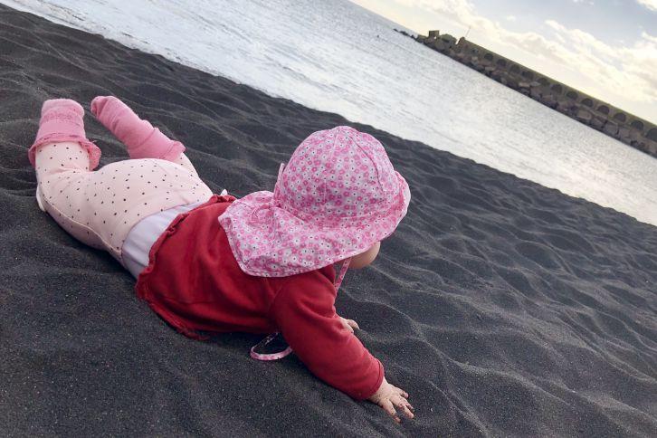 Babys effektiv vor Sonne schützen