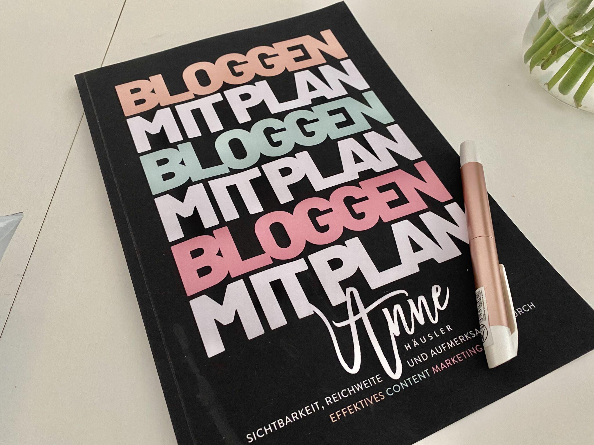 Bloggen mit Plan , Geld verdienen mit Boggen